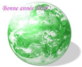Bonne année 2010!